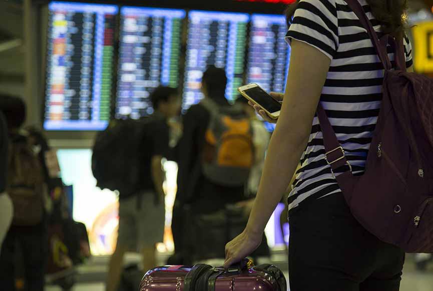 Il miglior aeroporto italiano è il Karol Wojtyla di Bari.